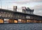 Днепропетровск Амурский мост
