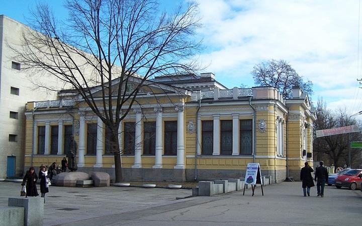 Исторический музей Яворницкого_Днепр