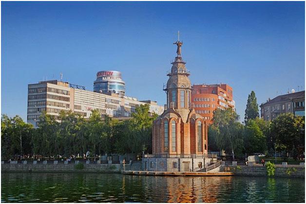 Храм в честь собора Святого Иоанна Крестителя Днепр