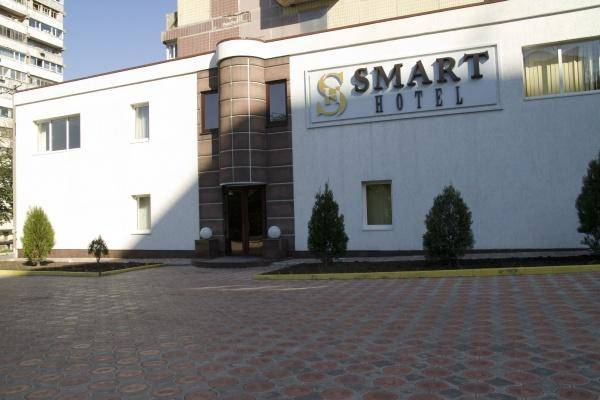 Смарт Отель 3* Днепр