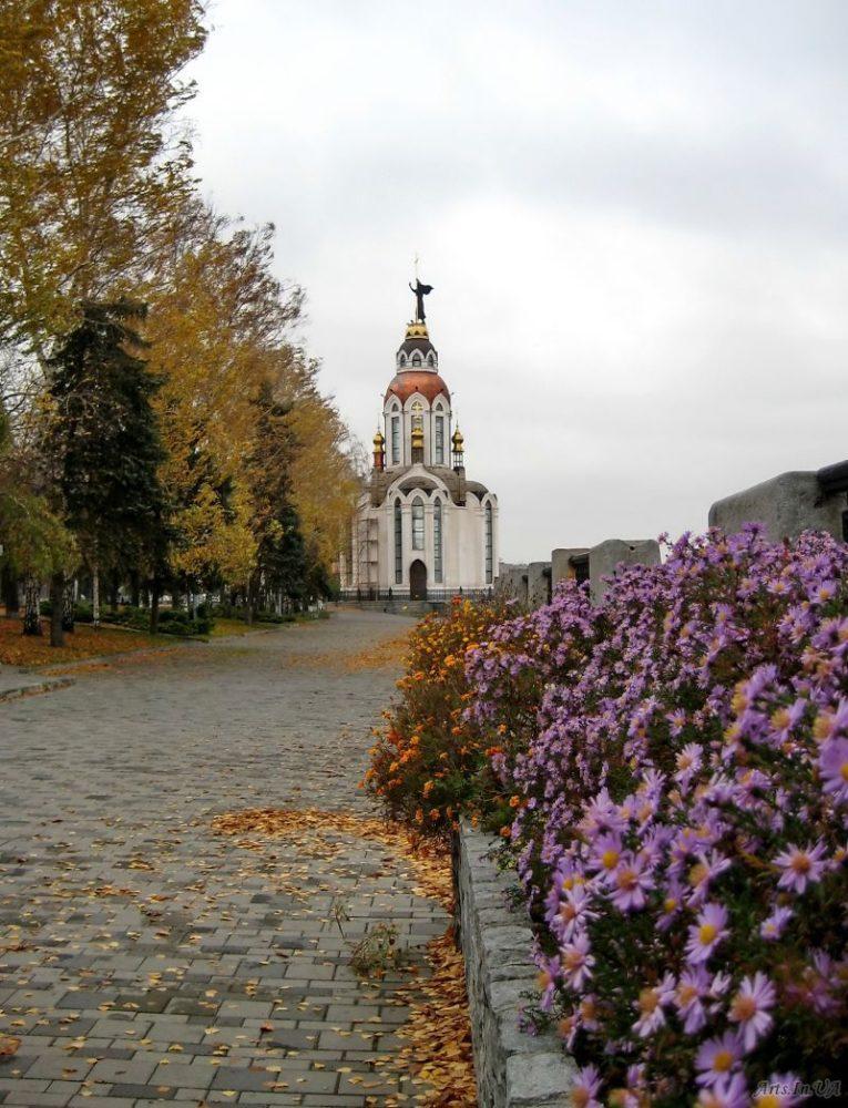 Днепр_Храм в честь собора Святого Иоанна Крестителя