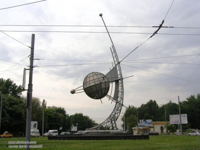 Спутник в Днепре
