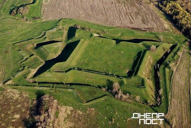 Кодакская крепость днепр