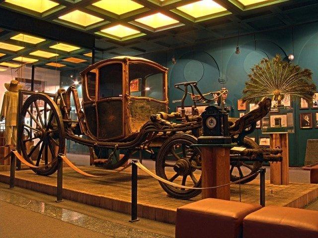 Исторический музей Яворницкого Днепр