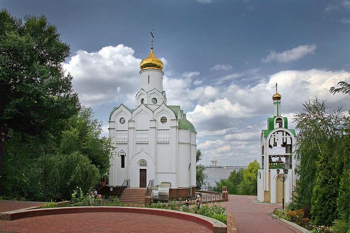 Николаевская церковь Днепр