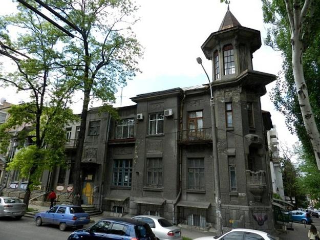 Дом Брежнева