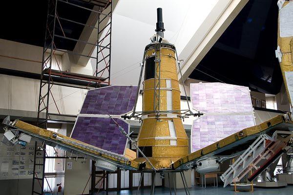 Днепр Аэрокосмический музей