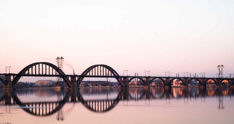 Днепровский Мерефо-Херсонский мост