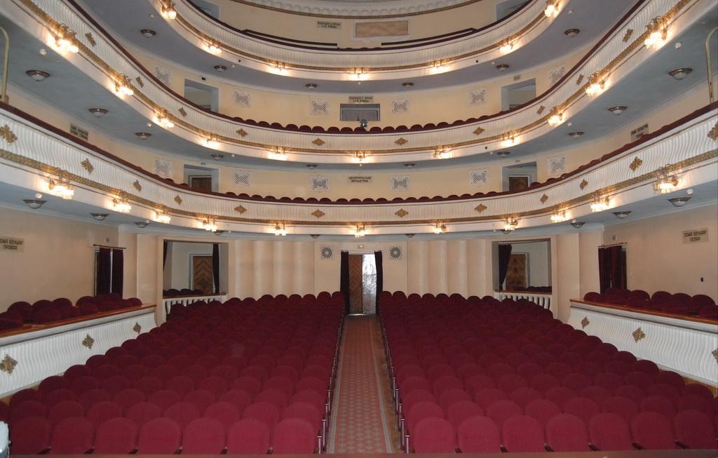 Театр Русской Драмы в Днепре
