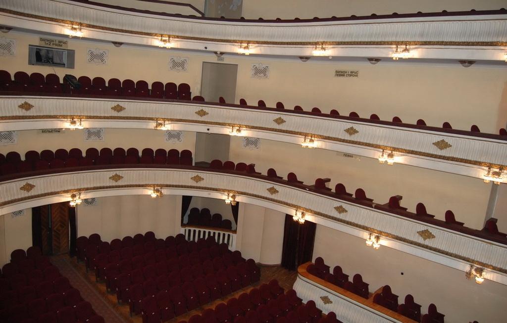 Театр Русской Драмы Днепр