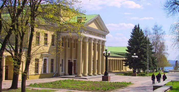Потемкинский Музей в Днепре  сегодня