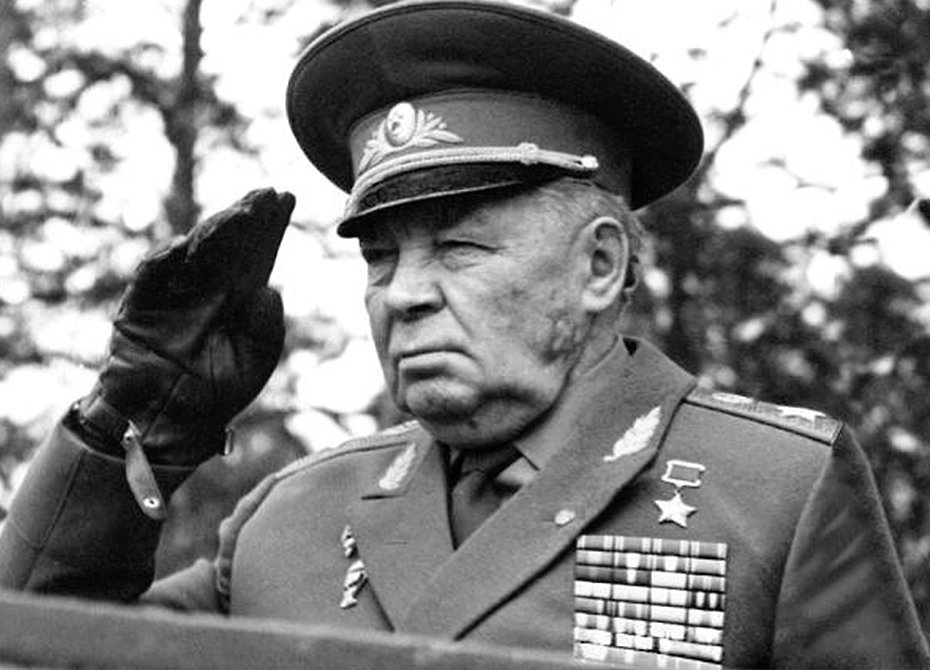 Василий Маргелов - герой