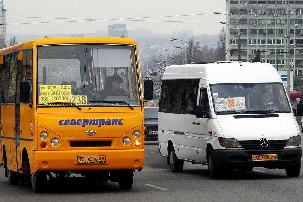 Днепровский транспорт
