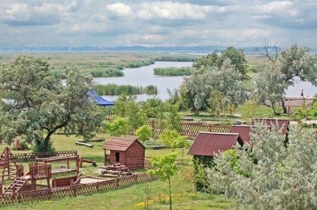 "Парк отдыха ""Новоселица"" Днепр"