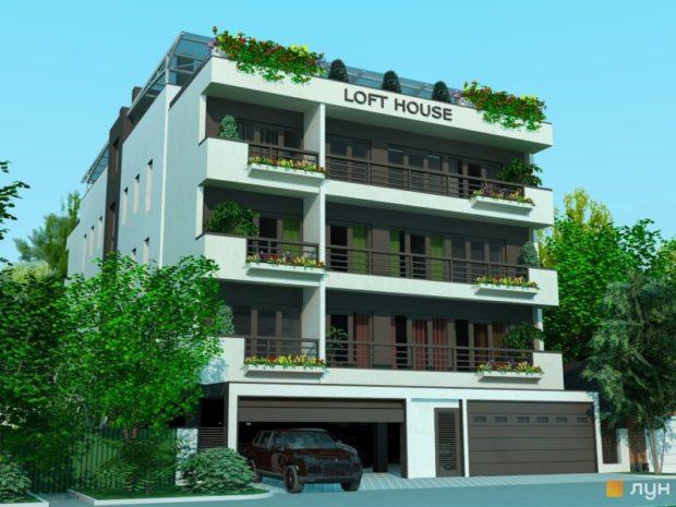 ЖК Loft House Днепр