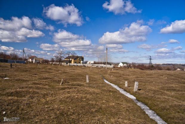 Казацкое кладбище, Старые Кодаки