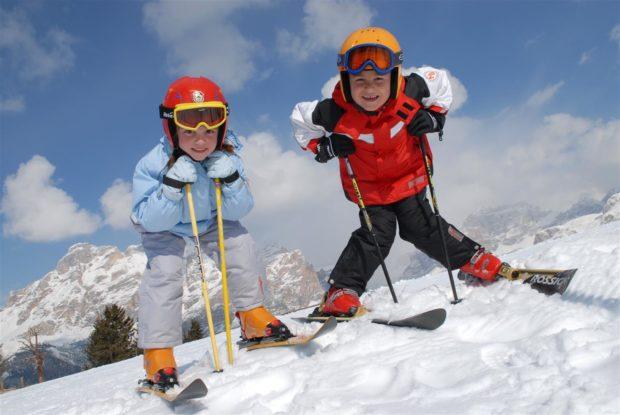 Прокат лыж, Днепр