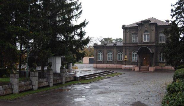 Музей Днепровского металлургического комбината, Каменское