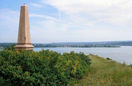 Остатки Кодацкой крепости, Днепр