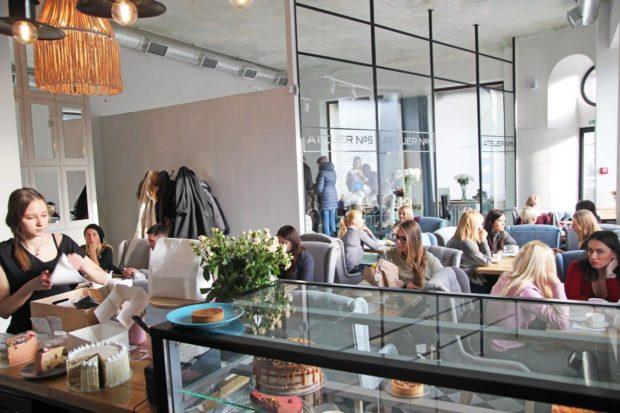 Кофейня Ателье №5 Днепр