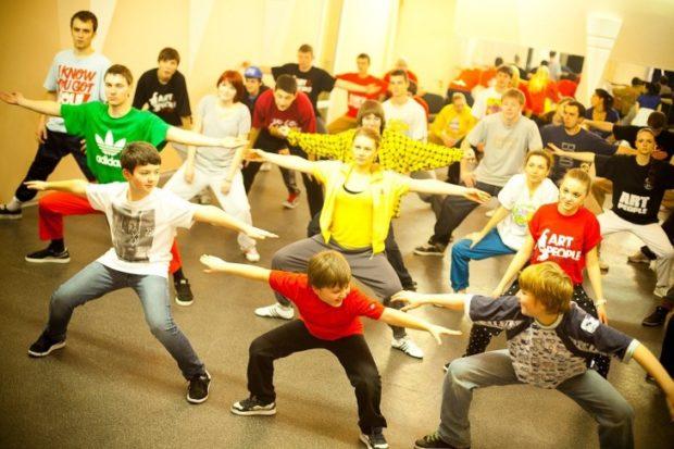 Школа танцев Art People