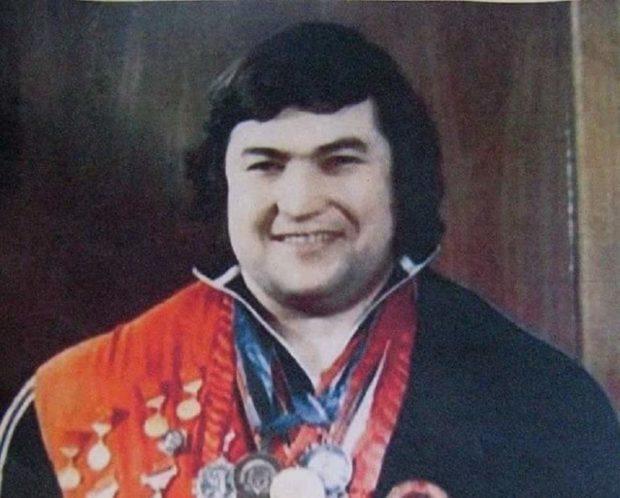Рахманов Султан