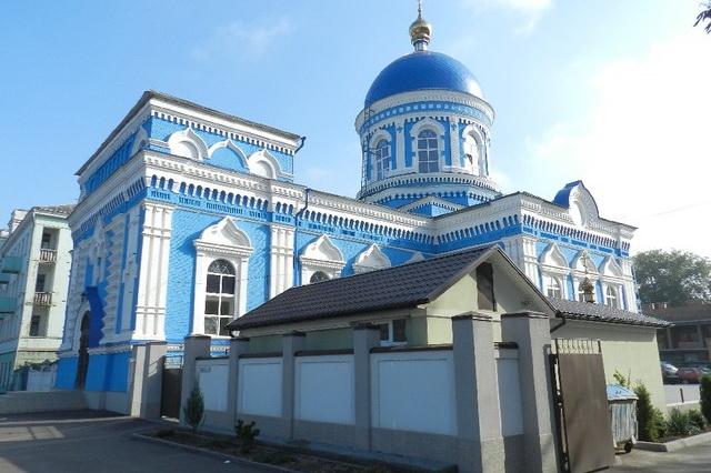 Благовещенская церковь, Днепр