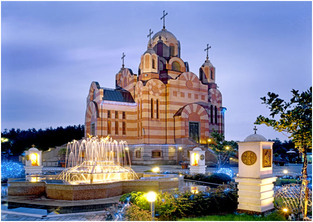Храм иконы Божией Матери «Иверская», Днепр