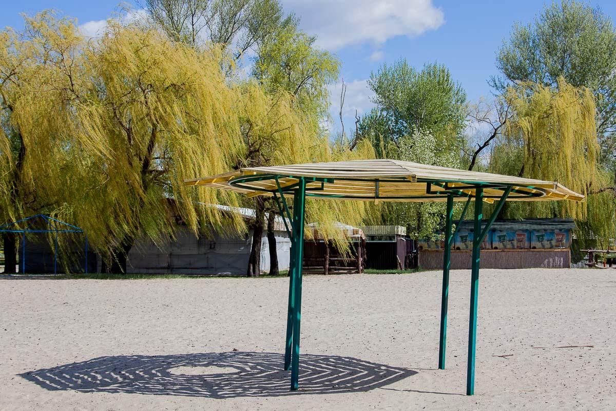 Мануйловский (бывший Воронцовский пляж) Днепр