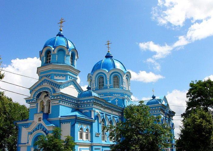 Свято-Покровский храм, Днепр