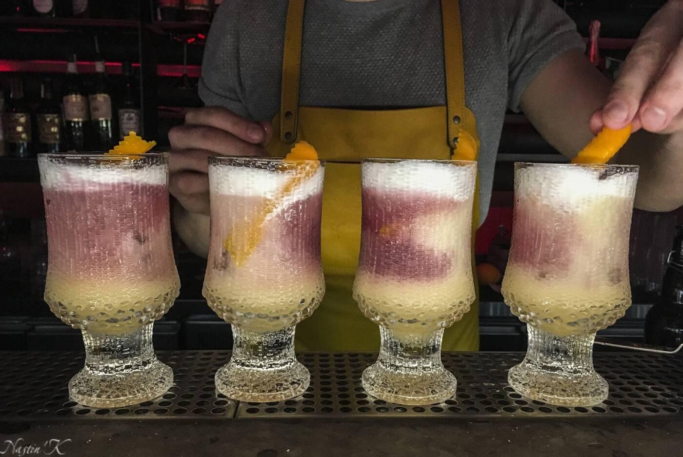 Pinkman Bar, Днепр